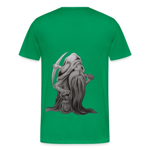 worm line - Männer Premium T-Shirt