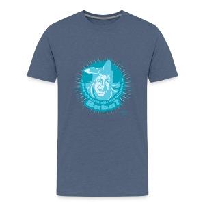Teenager Premium T-Shirt - bißchen,bisschen,Baba