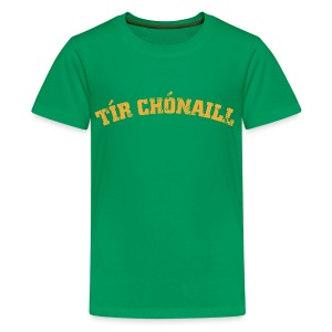 Vintage Donegal Tir Chonaill T-Shirt - Teenage Premium T-Shirt