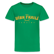 Shirts ~ Teenage Premium T-Shirt ~ Vintage Offaly Hurling T-Shirt