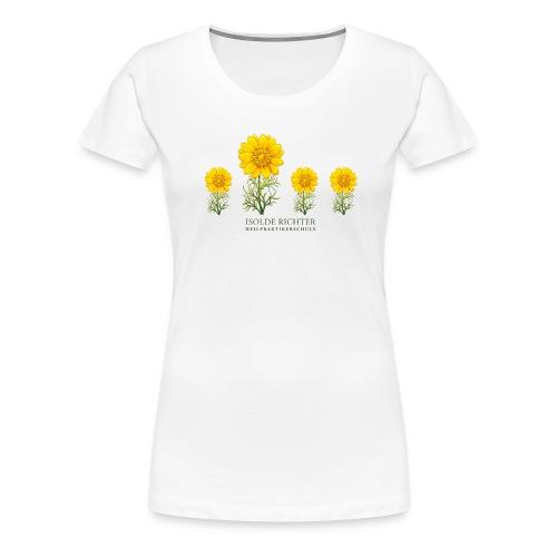 Damen Blumenwiese - Frauen Premium T-Shirt