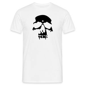 boucH wear classic t-shirt punk - Men's T-Shirt