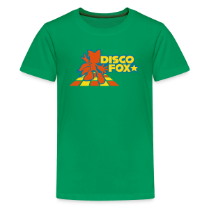 DiscoFox - Teenage Premium T-Shirt