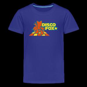 DiscoFox - Teenage Premium T-Shirt