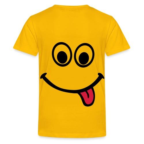 Kinderen t-shirt met eigen naam - Teenager Premium T-shirt