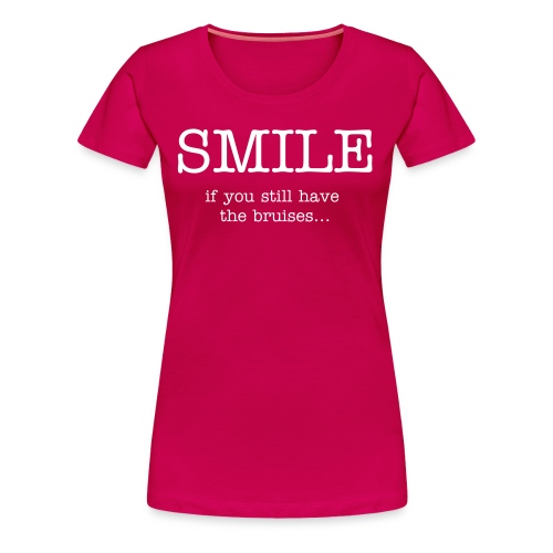 Smile1 - Women's Premium T-Shirt