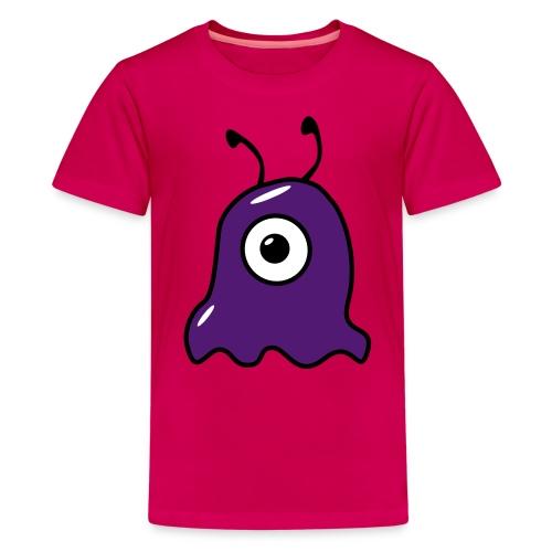 Alien Kinder - Mädchen - Teenager Premium T-Shirt