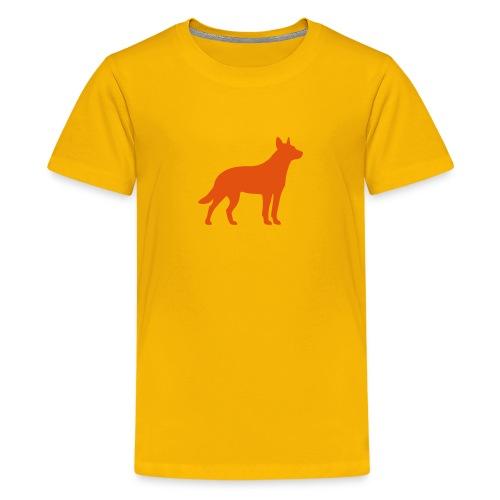 Australian Cattle Dog - Teenager Premium T-Shirt