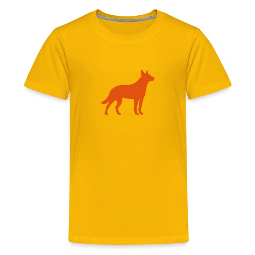 Australian Cattle Dog - Teenager Premium T-Shirt