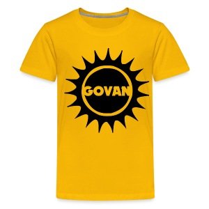 Sunny Govan - Teenage Premium T-Shirt