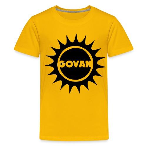 Sunny Govan - Teenage Premium T-Shirt