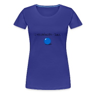 T-Shirts ~ Frauen Premium T-Shirt ~ Linkshänderball
