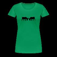 T-Shirts ~ Frauen Premium T-Shirt ~ Ziegenfest