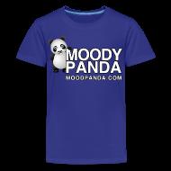 Shirts ~ Teenage Premium T-Shirt ~ Moody Panda Kid's Classic