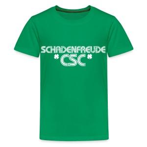 Schadenfreude CSC - Teenage Premium T-Shirt