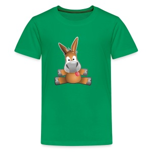 eMule Kid's T-Shirt - Teenage Premium T-Shirt