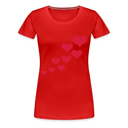 San Valentin AC - Camiseta premium mujer