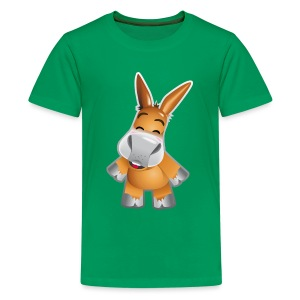 eMule Teenager's T- Shirt - Teenage Premium T-Shirt