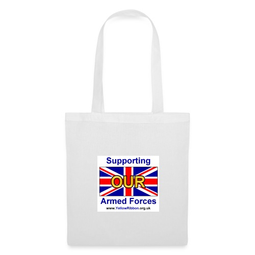 White Tote Bag - Tote Bag
