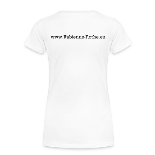 NutellaFreak - Frauen Premium T-Shirt