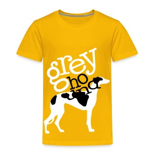 Greyhound Méli-mélo - T-shirt Premium Enfant