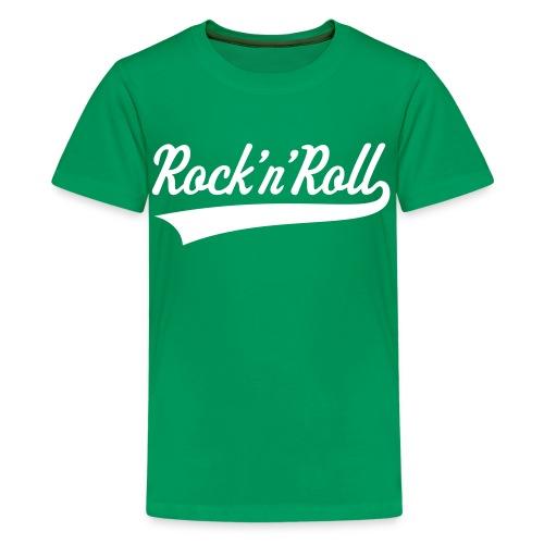 Camisetas Shuffle - Camiseta premium adolescente