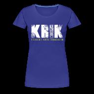 T-skjorter ~ Premium T-skjorte for kvinner ~ Damer