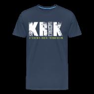 T-skjorter ~ Premium T-skjorte for menn ~ Herrer