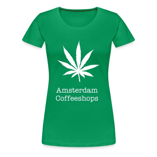 ACS Shirt Women Green - Women's Premium T-Shirt