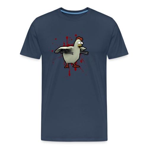 Foreign Legion Robo Chicken - Men's Premium T-Shirt