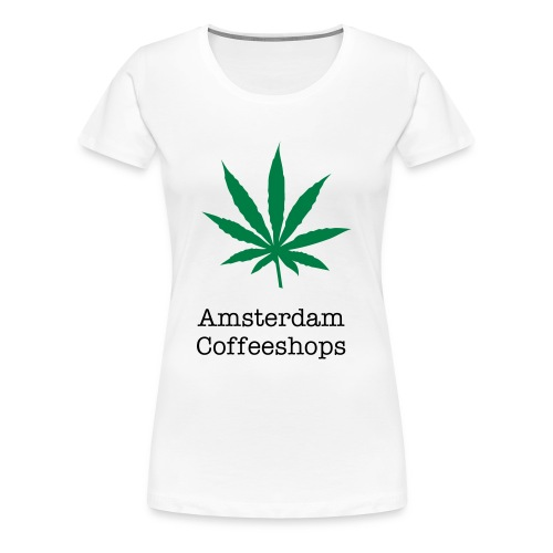ACS Shirt Women White - Women's Premium T-Shirt