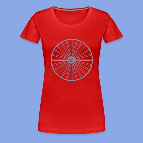 Rad - Frauen Premium T-Shirt