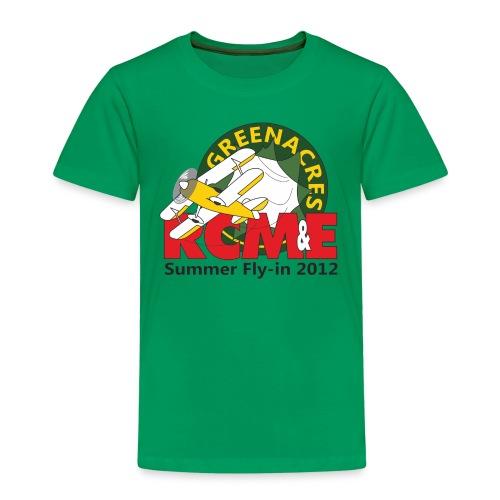 RCME Greenacres 2012 Classic Kid's T-Shirt - Kelly Green - Kids' Premium T-Shirt