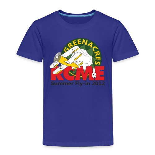 RCME Greenacres 2012 Classic Kid's T-Shirt - Sea Blue - Kids' Premium T-Shirt