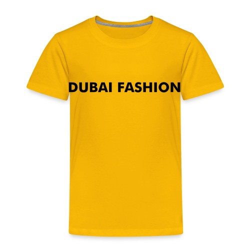 DUBAI FASHION - Kids' Premium T-Shirt