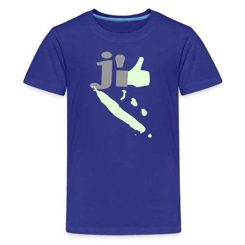 J'aime la Nouvelle Calédonie  - T-shirt Premium Ado
