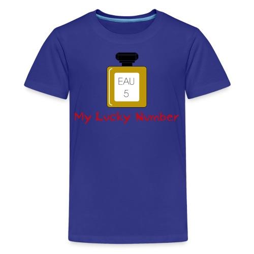 Teener T-shirt - Teenager Premium T-shirt