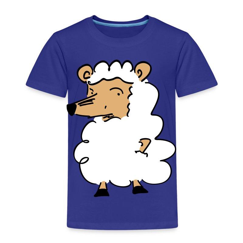 Wölfchen im Schafpelz - Kinder Premium T-Shirt