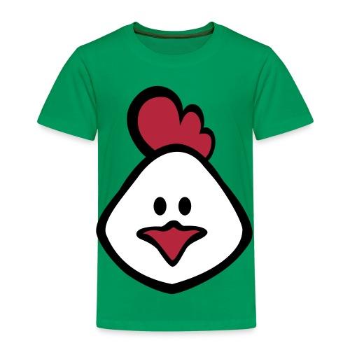 Oster Henne - Ein Kinder T-Shirt zu Ostern - Kinder Premium T-Shirt