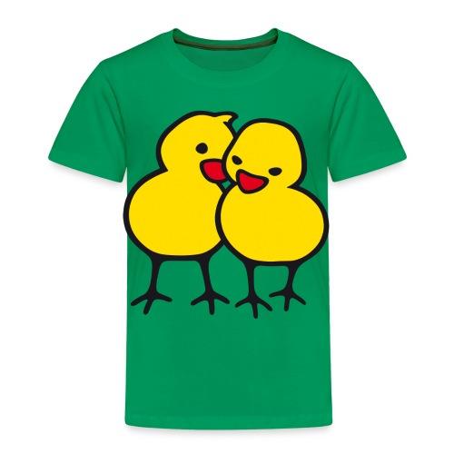Oster Küken - Ein Kinder T-Shirt zu Ostern - Kinder Premium T-Shirt