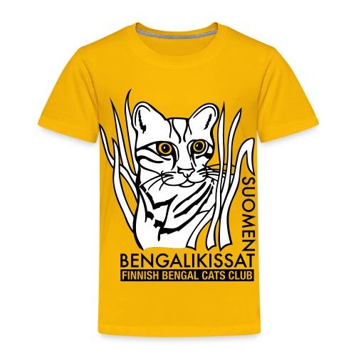 Tyyppi 6 - lasten t-paita 2 (väri vapaa) - Lasten premium t-paita