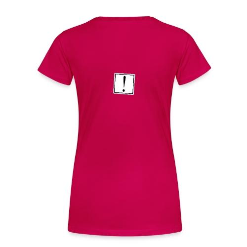 Sein oder nicht sein Digger das ist hier die Frage Alder (Shakespeare) - Frauen Premium T-Shirt
