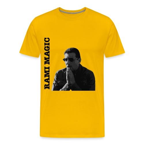 FC Británico Rami Magic Black T-Shirt - Men's Premium T-Shirt
