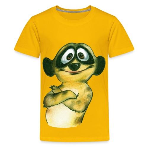 Der Schlingel - Teenager Premium T-Shirt