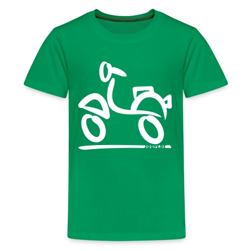Roller - Kinder Shirt - Teenager Premium T-Shirt