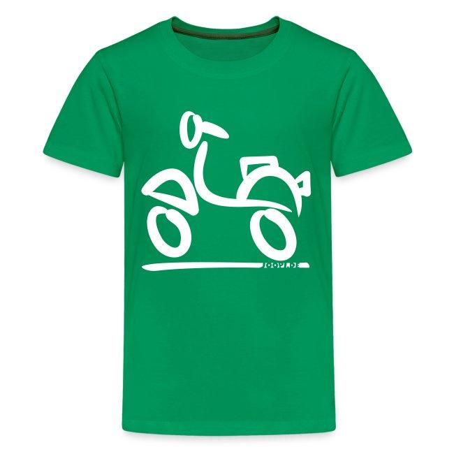Vespa - Kinder Shirt