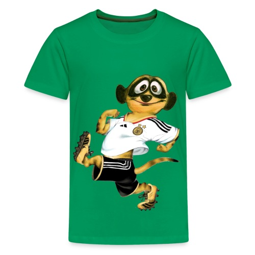 Fußball-Schlingel - Teenager Premium T-Shirt