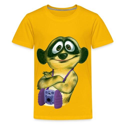 Foto-Schlingel - Teenager Premium T-Shirt