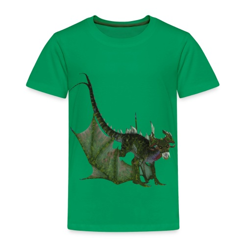 Green Dragon - Kinder Premium T-Shirt