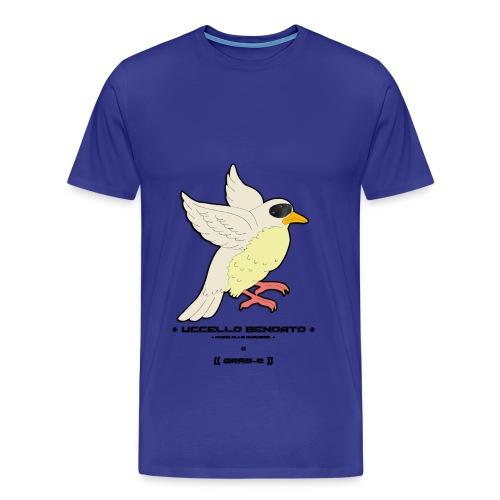 Uccello Bendato - Maglietta Premium da uomo